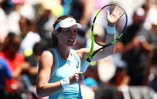 Melbourne | Konta cruises to victory in round one
