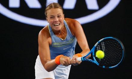 Melbourne | Kontaveit upsets Ostapenko in Baltic battle
