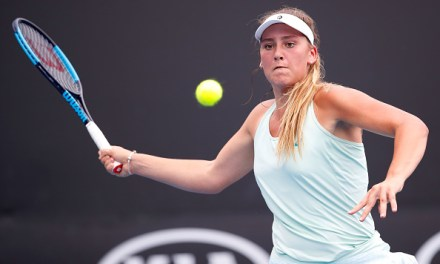Melbourne | Gemma Heath falls at first junior hurdle
