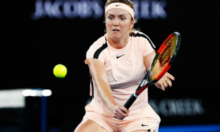 Melbourne | Svitolina swats aside qualifier for place in the quarters