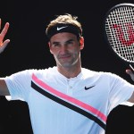 Melbourne | Federer and Berdych make last 8