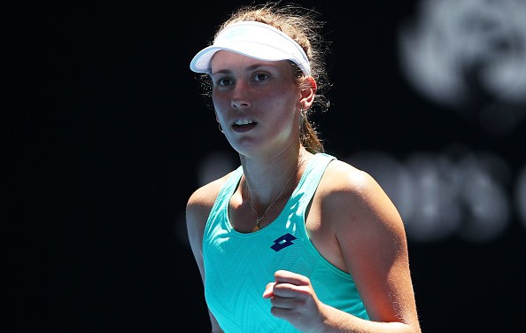 Melbourne | Mertens stuns Svitolina for semi slot