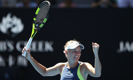 Melbourne | Wozniacki wobbles past Mertens to AO final