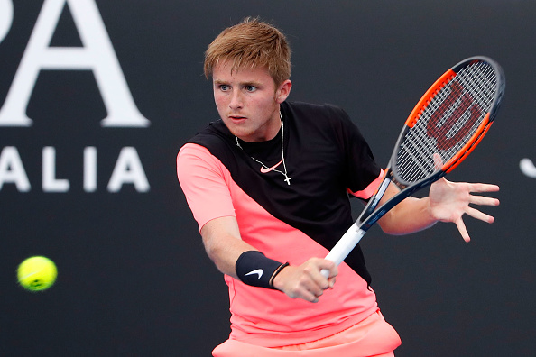 Melbourne | McHugh reaches third round of AO Juniors
