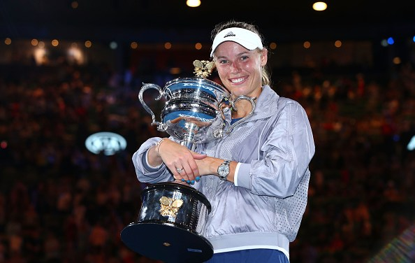 Melbourne | Woz wins maiden Grand Slam title!