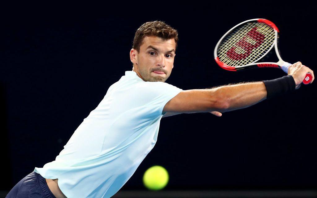 Brisbane | Dimitrov to face Edmund