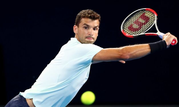Brisbane | Dimitrov to face Edmund