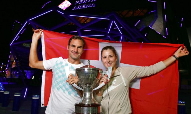 Perth | Switzerland win the Hopman Cup