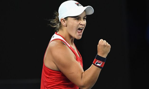 Melbourne | Comeback Barty steps up as Watson falters