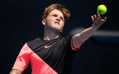 Melbourne | McHugh makes AO Juniors semi-final