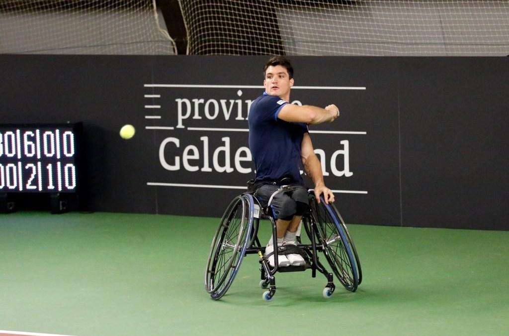 Rotterdam   Gustavo Fernandez takes the title