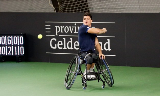 Rotterdam | Gustavo Fernandez takes the title