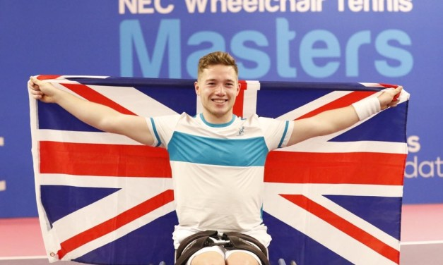 Britain's Number One | How Alfie Hewett reached the top of the tennis rankings?