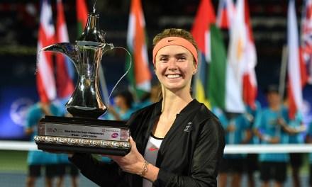 Dubai | Svitolina defends her title successfully