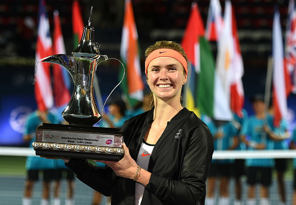 Dubai | Svitolina defends her title successfully