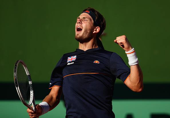 Marbella | Norrie springs Davis Cup surprise