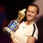 Doha | Kvitova wins battle of Wimbledon champions