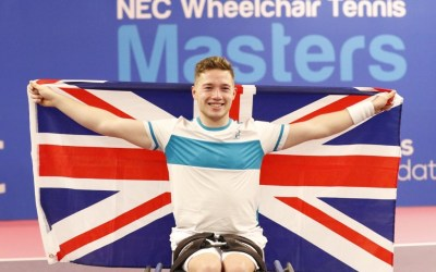 Rotterdam | Alfie Hewett heads to the final
