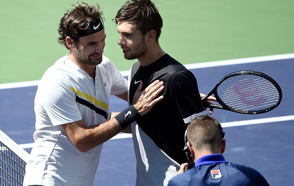 Indian Wells | Federer and Del Potro claim final places