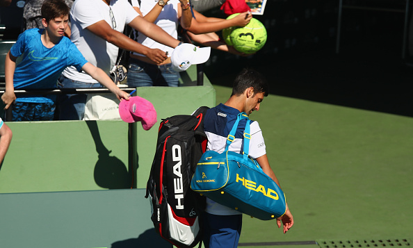 Miami | Djokovic reconsidering comeback after defeat
