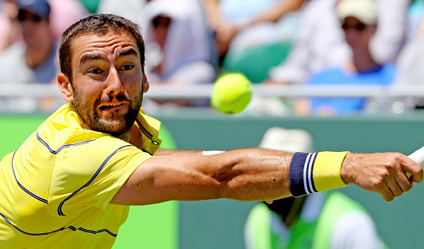 Miami | Cilic gets tested