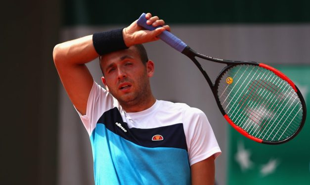 London | Dan Evans ready for his comeback