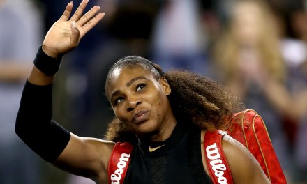 Indian Wells | Serena's Winning Return
