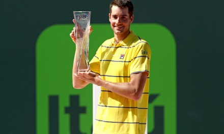 Miami | Isner finally lifts a Masters 1000 title