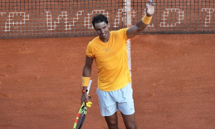 Monaco | Nadal marches on
