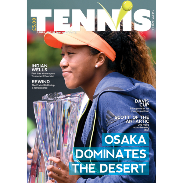Tennis Threads Magazine - Issue 4 Vol 2