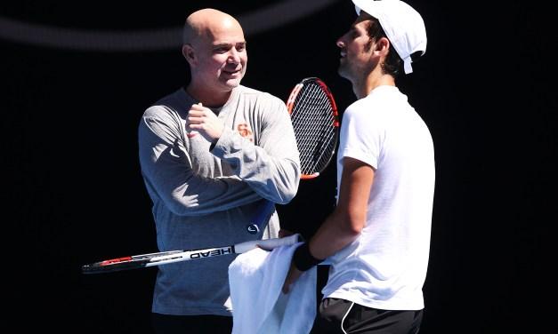Las Vegas | Agassi leaves Djokovic Team