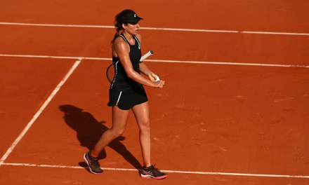 French Open   Konta crashes out – again