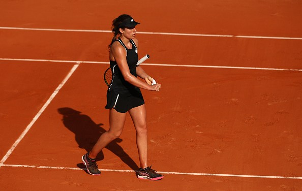 French Open | Konta crashes out – again