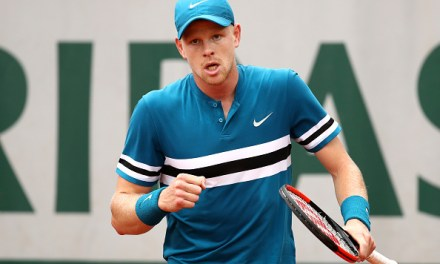 French Open | Edmund blasts his way into round two