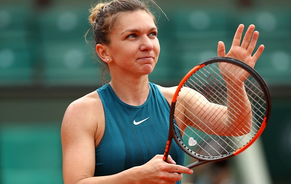 French Open | Jittery Halep survives shaky start