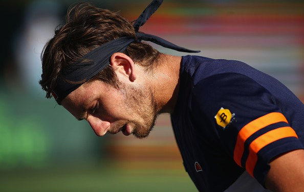 Lyon Open | Cameron Norrie beaten by Gilles Simon in semi-final
