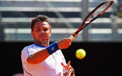 Italian Open   Stan Wawrinka beaten on return from injury