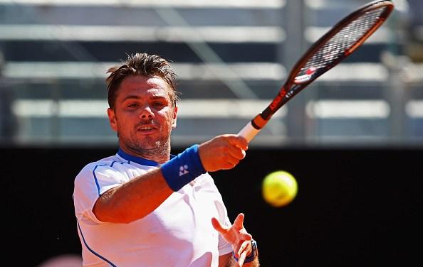 Italian Open | Stan Wawrinka beaten on return from injury