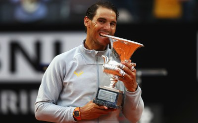 Italian Open   Rafael Nadal wins Rome title for an eighth time