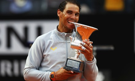 Italian Open | Rafael Nadal wins Rome title for an eighth time