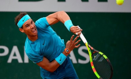 French Open   Nadal shows why he is favourite