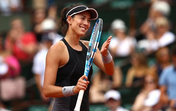 French Open   Muguruza and Sharapova progress