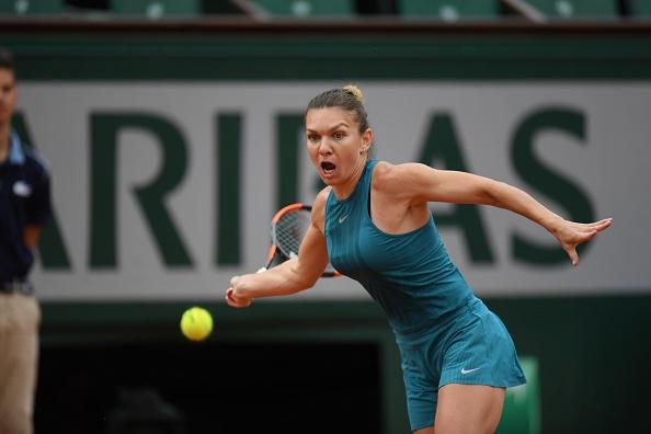 French Open | Halep through into quarters; Wozniacki falters