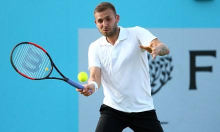 Queen's | Evans Loses, Edmund wins