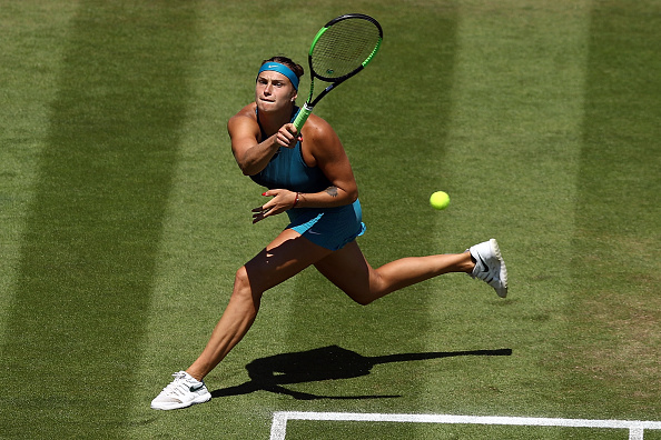 Eastbourne | Sabalenka rising to the top