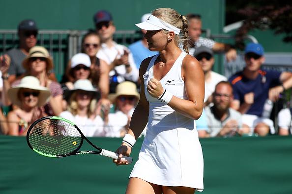 Wimbledon   Bertens outshines Venus