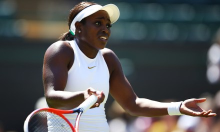 Wimbledon | Stephens crashes out