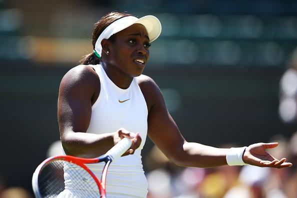 Wimbledon | Stephens crashes out