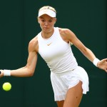 Wimbledon | Swan gets reality check