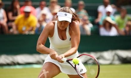 Wimbledon | Keys loses her way